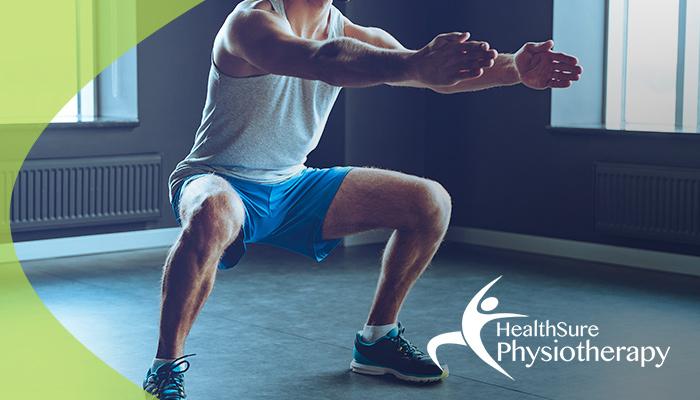 Healthsure Physio Runners Knee Squats