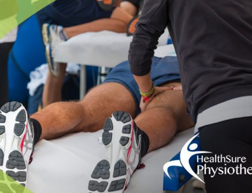 Sooth Injuries with Sports Massage